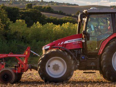 Massey 5700 Series Tractor