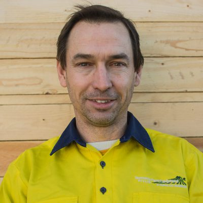 Brett Cox Total Ag Solutions, Tasmania