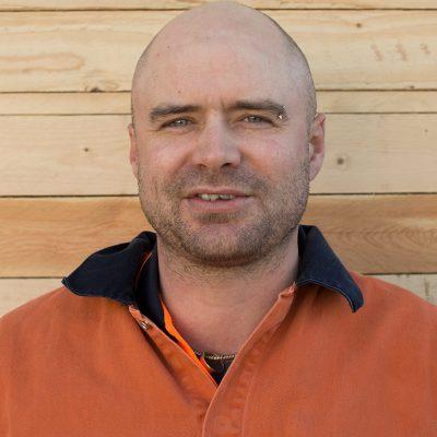 Jared Grey Total Ag Solutions, Tasmania