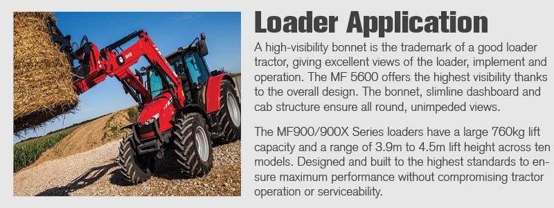 MF6600 Loader Application