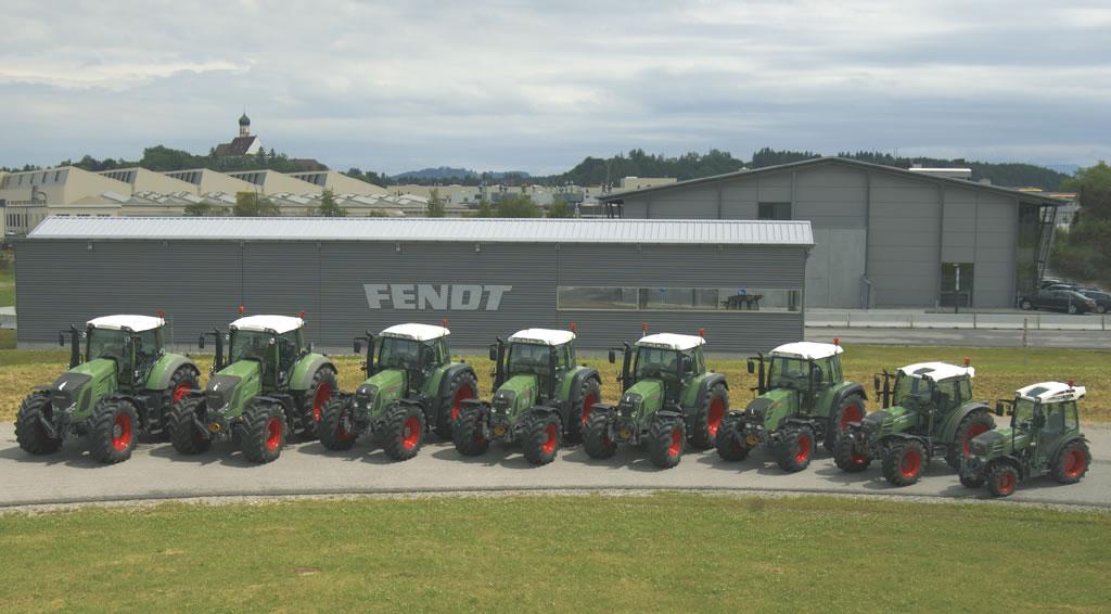 Fendt Range