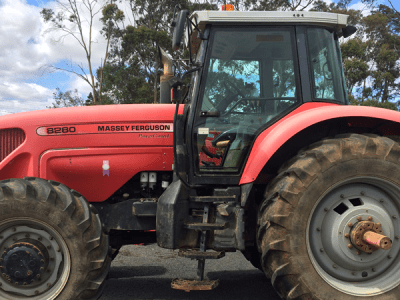 Massey Ferguson MF 8280 For Sale