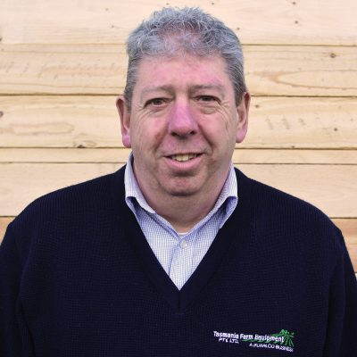 Tony Nichols Total Ag Solutions, Tasmania