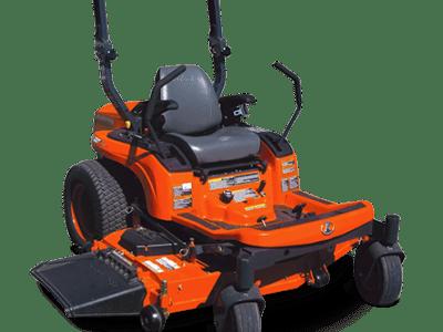 Kubota diesel zero turn mower ZG227