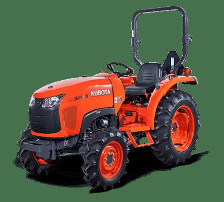 L3200 L series tractor model