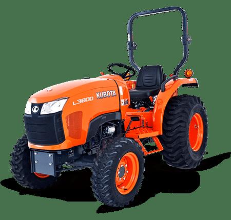 L3800 L series tractor model