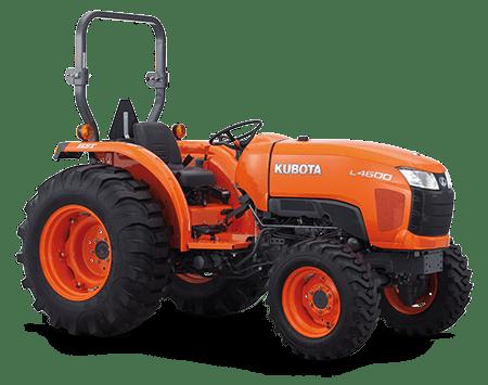 L4600 L series tractor model