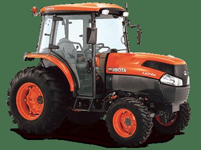 Kubota L40 series grand tractor L5740 model