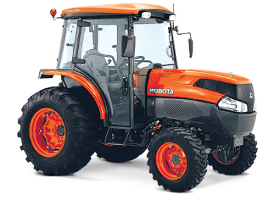 Kubota L40 series grand tractor L4240 model with cab