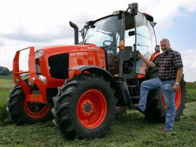 M135GX Tractor