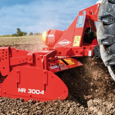 Kuhn Soil Preparation