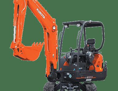 KX91-3S2 - 3.2 tonne excavators