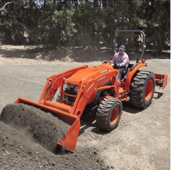 MX5100 Kubota M Series Tractor