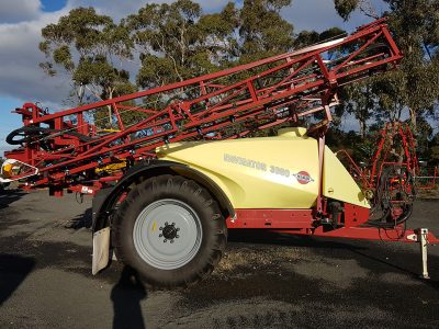 Hardi Spray Unit