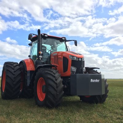 Kubota celebrates 40th year in Australia
