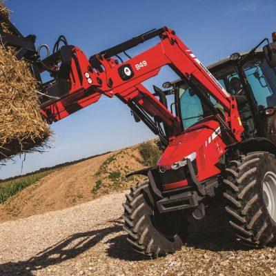 Massey 5610 Tractor