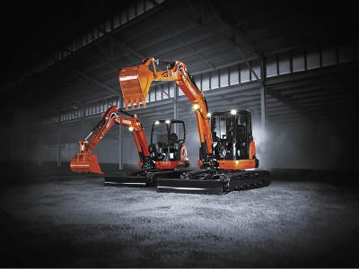 Kubota KX & U Series Finance