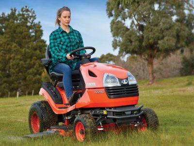 Kubota T Series Mower Finance
