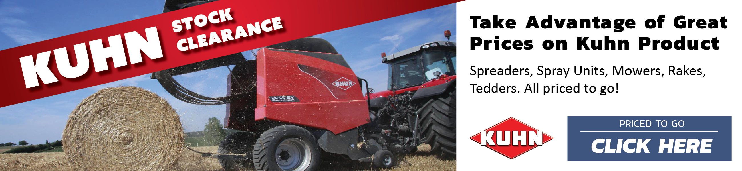 Kuhn Stock Clearance
