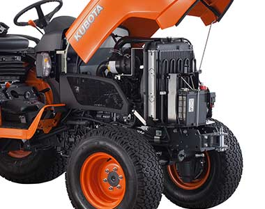 Kubota B series compact powerful tractor
