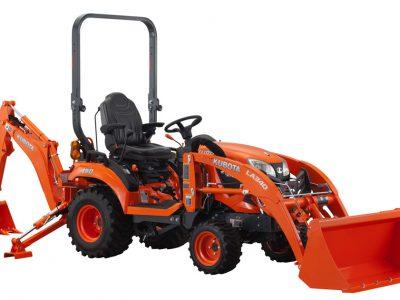 Kubota BX series company tractor model BX23S