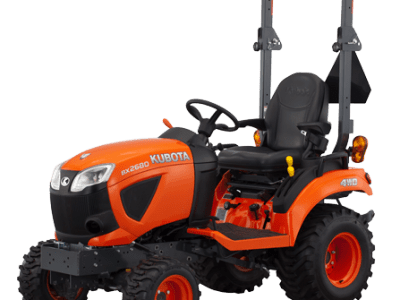 Kubota BX series company tractor model BX2680