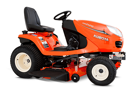 GR2120 diesel kubota ride on mower