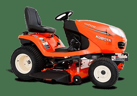 GR2120 diesel kubota ride on mower