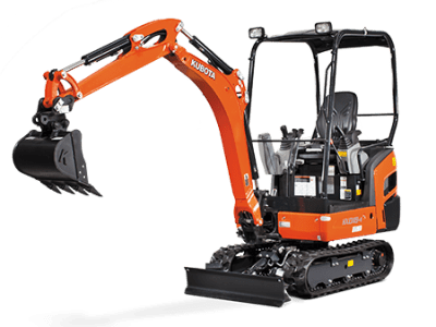 Kubota KX018 Mini Excavator