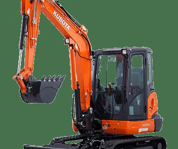 Kubota KX040 Small Excavator