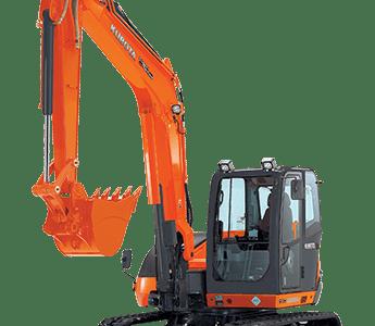 Kubota KX080 Small Excavator