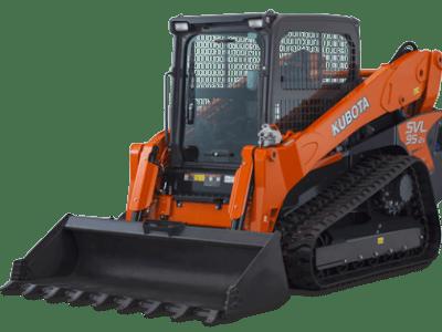 Kubota compact track loader SVL95