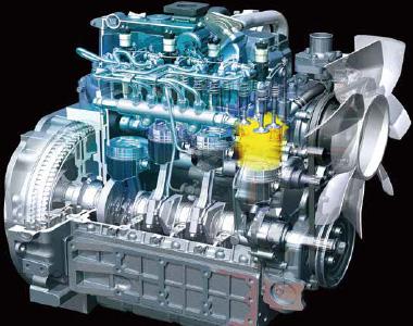 M7-1 Kubota tractor powerful engine