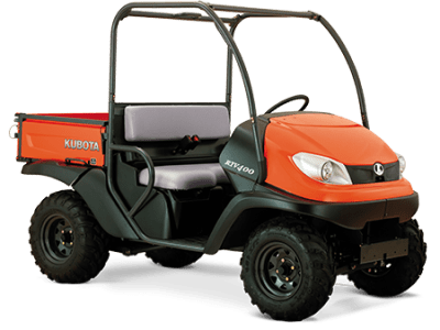 RTV Kubota utility vehicle 400 model