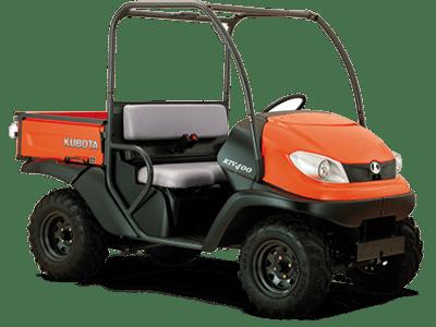 RTV Kubota utility vehicle 400 model