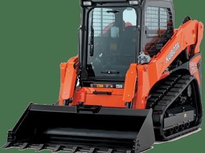 Kubota compact track loader SVL75