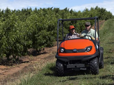 Kubota RTV utility vehicle property vehicle