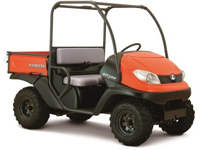 RTV Kubota utility vehicle 500 model