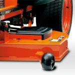 Kubota Zero turn mower deck