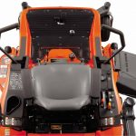 Kubota zero turn mower seat