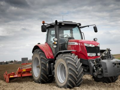 Massey Ferguson 6700 SL series tractor