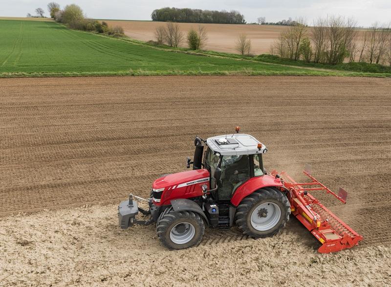 Massey Ferguson tractor 6700 series