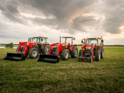 MF Global Series Tractors