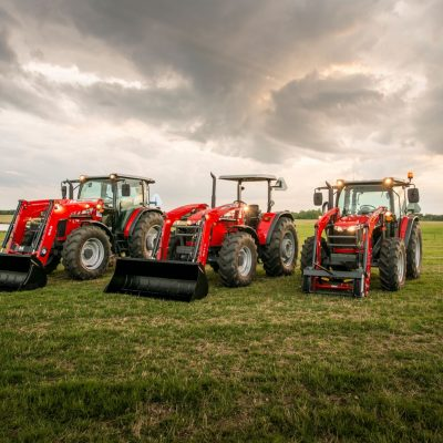 MF Global Series Tractors