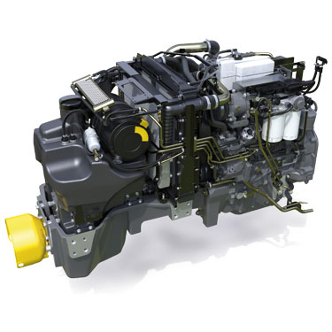 Mf3700 Engine