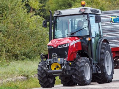 MF3700 Series Tractor