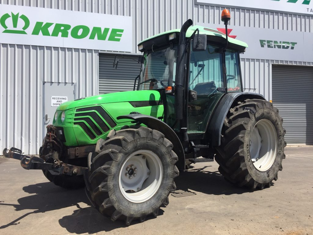 Used Deutz Fahr Agroplus 70