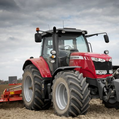 MF57/6700S Series Tractor