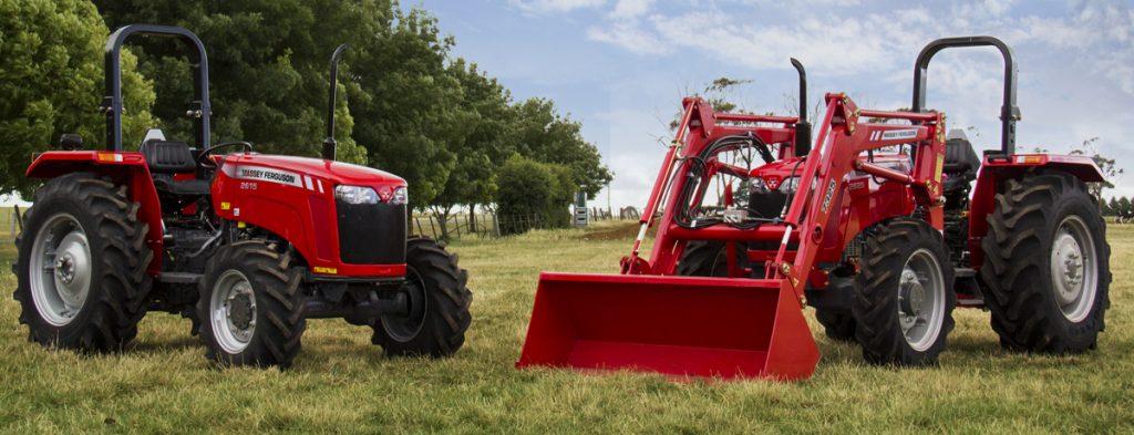 Mf2600 Series Tractors