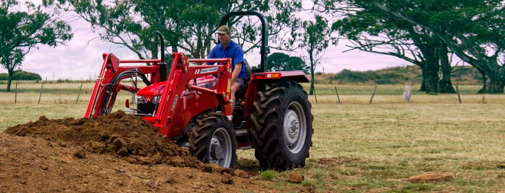 MF2600 Series Tractor